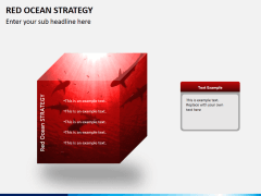 Red ocean strategy PPT slide 8