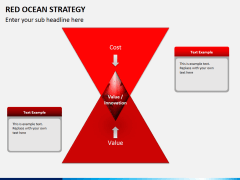 Red ocean strategy PPT slide 9