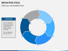 Reflective cycle PPT slide 16
