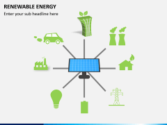 Renewable energy PPT slide 3