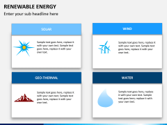 Renewable energy PPT slide 7