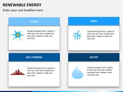 Renewable energy PPT slide 7