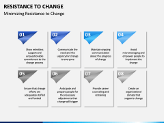 Resistance to Change PPT slide 11