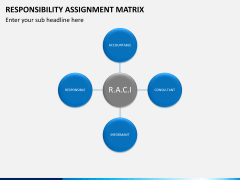 Responsibility assignment matrix PPT slide 3