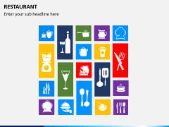 Restaurant PPT slide 2