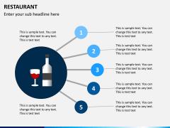 Restaurant PPT slide 4