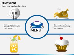Restaurant PPT slide 5
