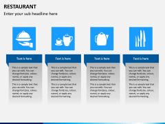 Restaurant PPT slide 6