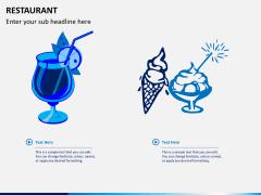 Restaurant PPT slide 7
