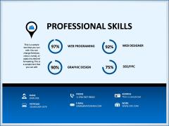Professional Resume PPT slide 10