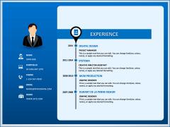Professional Resume PPT slide 9