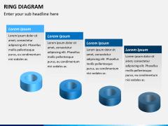 Ring diagram PPT slide 6