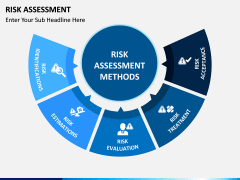 Risk assessment PPT slide 1