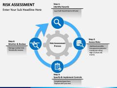 Risk assessment PPT slide 2