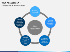 Risk assessment PPT slide 9