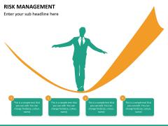 Risk management PPT slide 21