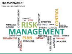 Risk management PPT slide 30