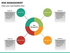 Risk management PPT slide 35