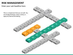 Risk management PPT slide 28