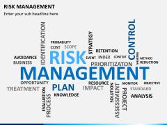 Risk management PPT slide 10