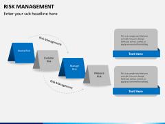 Risk management PPT slide 13
