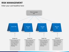 Risk management PPT slide 17