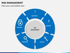 Risk management PPT slide 2