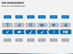Risk management PPT slide 6