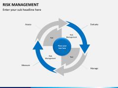 Risk management PPT slide 7