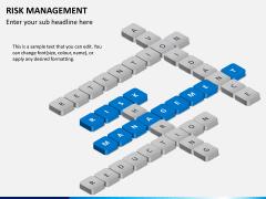 Risk management PPT slide 8