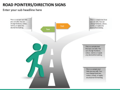 Road pointers PPT slide 18