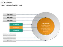 Roadmap PPT slide 29