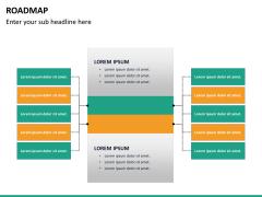 Roadmap PPT slide 30