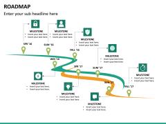 Roadmap bundle PPT slide 94