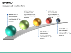 Roadmap bundle PPT slide 78
