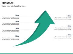 Roadmap PPT slide 27