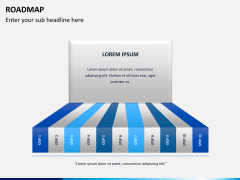 Roadmap PPT slide 10