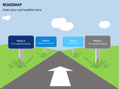Roadmap bundle PPT slide 18