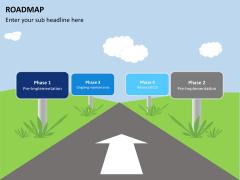 Roadmap bundle PPT slide 18