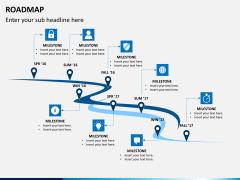 Roadmap bundle PPT slide 19