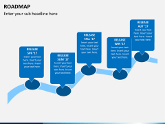 Roadmap bundle PPT slide 20