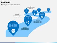 Roadmap bundle PPT slide 21