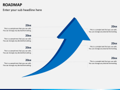 Roadmap bundle PPT slide 9