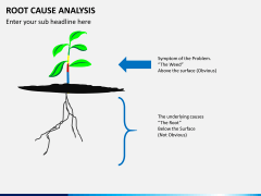 Root cause analysis PPT slide 2