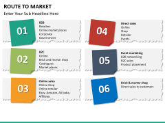 Route to Market PPT slide 19