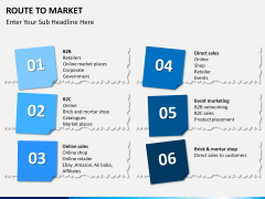 Route to Market PPT slide 7
