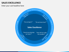 Sales excellence PPT slide 3