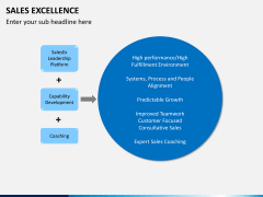 Sales excellence PPT slide 9