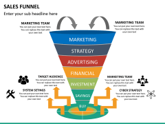 Sales funnel PPT slide 23