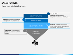 Sales funnel PPT slide 13